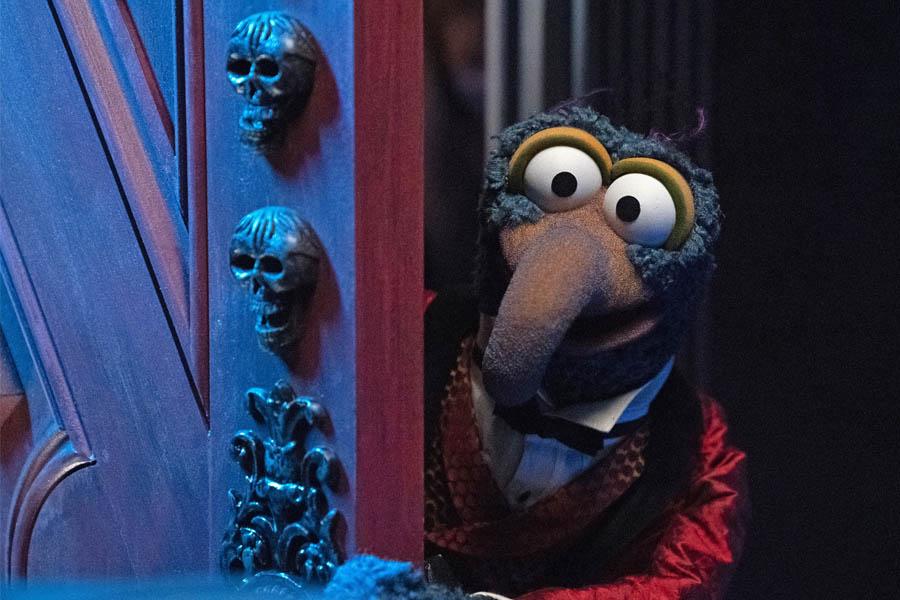 Tráiler de Los Muppets en Haunted Mansion
