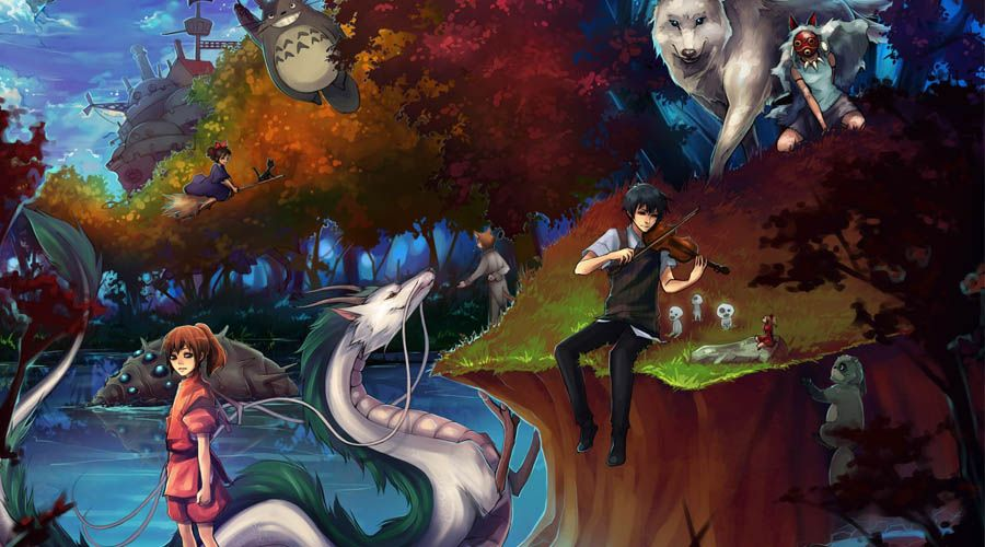 Curiosidades de Studio Ghibli