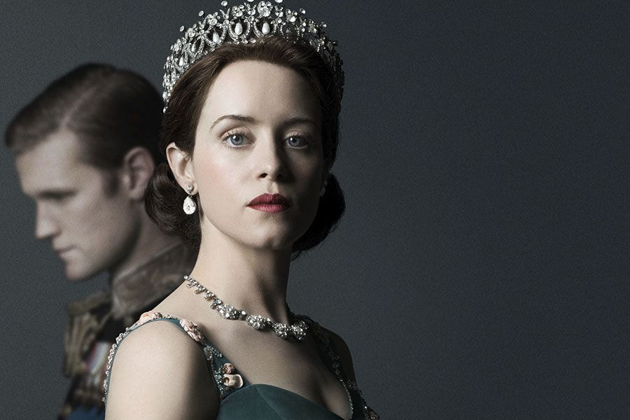 The Crown - Material promocional
