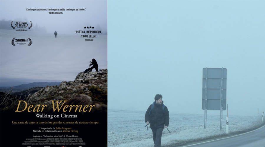 Crítica Dear Werner (Walking on cinema), de Pablo Maqueda