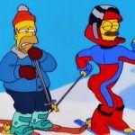 ned-flanders-esquiando