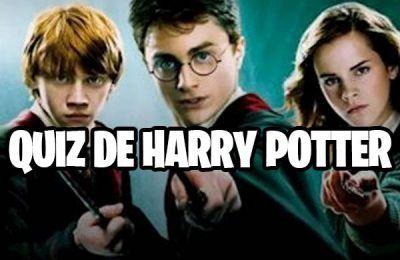 ¿Cuánto sabes de Harry Potter? QUIZ de la saga