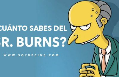 Quiz Sr. Burns | ¿Cuánto sabes del personaje de los Simpson?